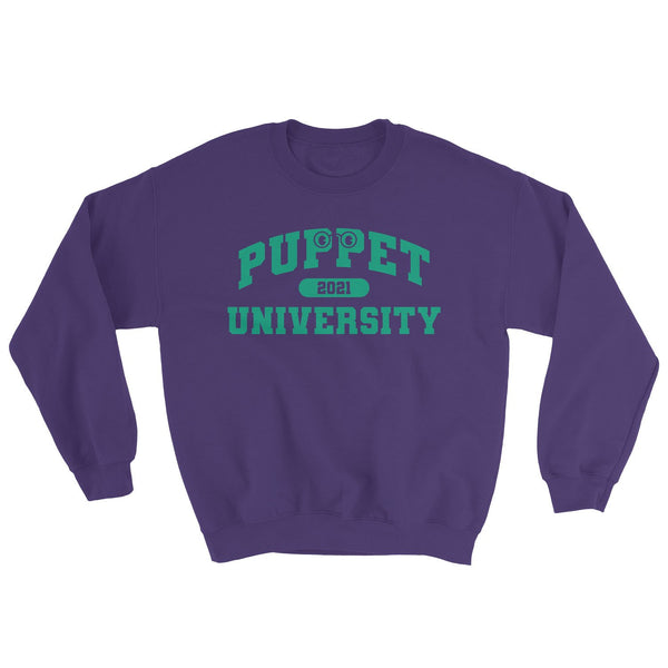Puppet University 2021 - Gym Sweatshirt (UNISEX)