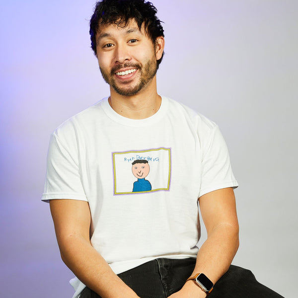 Ryan Bergara - The Self Portrait  (UNISEX)