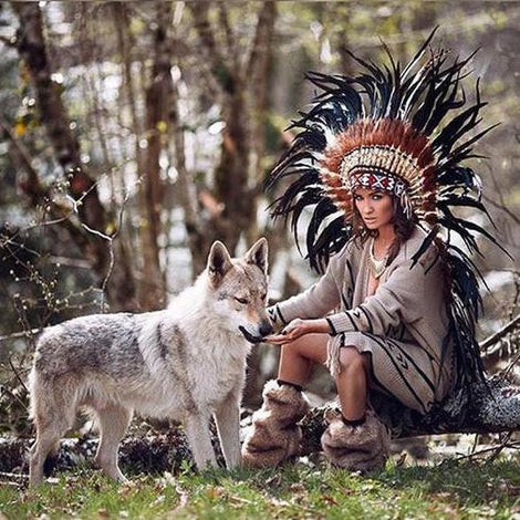 Beauty with a Purpose: The Force Behind Native American Feathers