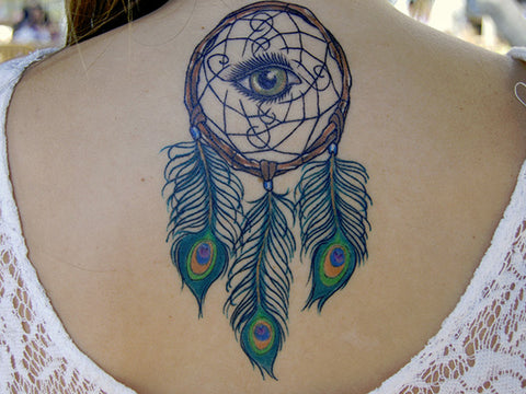Native American Tattoos As Imprints Of Life Indian Headdress
