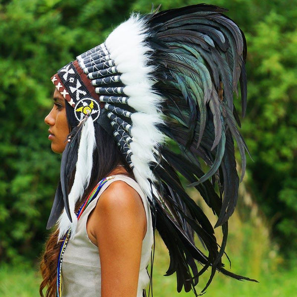 Images of mayan head dresses for sale