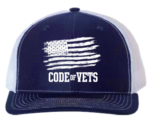 Code of Vets - Richardson Hat 2