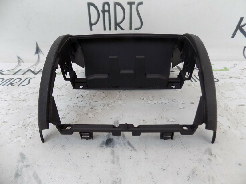 BMW 5 SERIES F10 F11 10-16 BLACK REAR CENTRE CONSOLE TRIM STORAGE VENTS 664-03