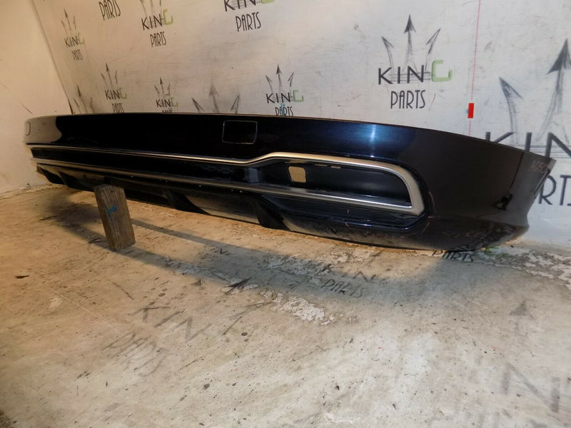 AUDI Q5S-LINE/ SQ5 REAR BUMPER LOWER SECTION 2017-ON 80A807521D GENUINE