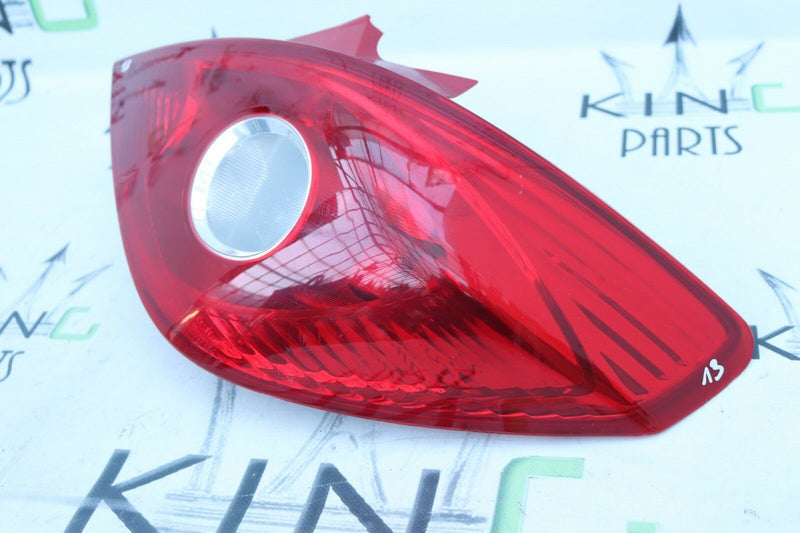 VAUXHALL CORSA D 2006-14 3DR RIGHT DRIVER SIDE REAR TAIL LIGHT LAMP 13211841