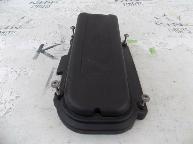 BMW 5 SERIES F10 F11 TOURING FUSE BOX LID COVER GENUINE 7555189