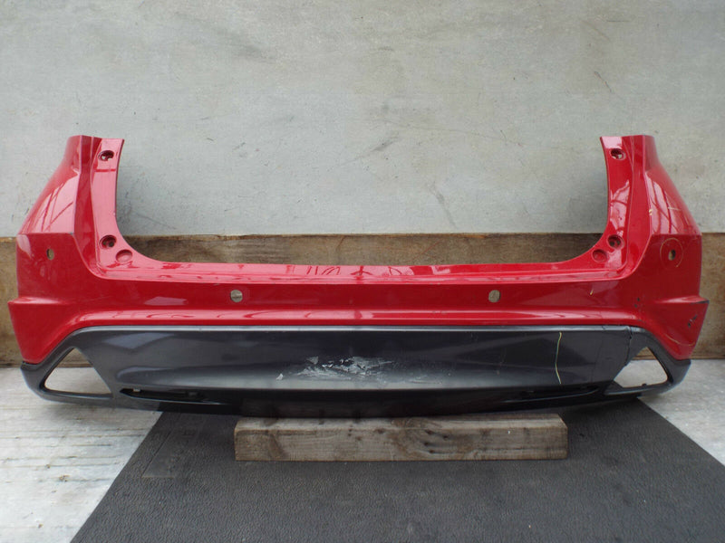 HONDA CIVIC 2006- 2011 REAR BUMPER RED GENUINE (A1156)