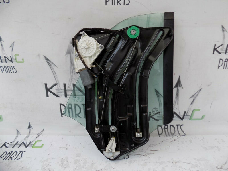 MINI COOPER S R57 2009-2015 CONVERTIBLE LEFT SIDE REAR WINDOW REGULATOR & GLASS