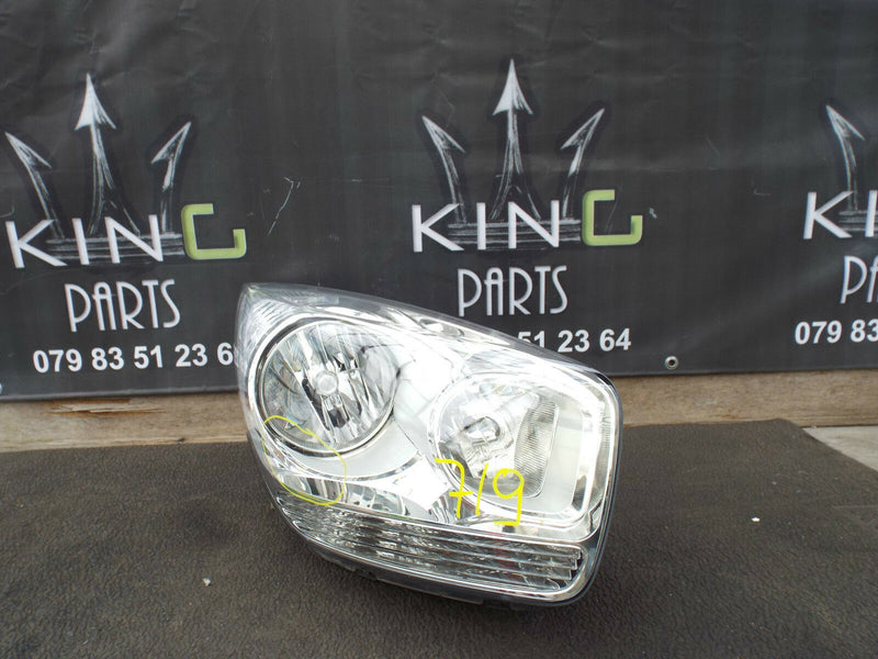 KIA VENGA 2010-2014 GENUINE HEADLAMP HEADLIGHT RIGHT DRIVER SIDE O/S (719)