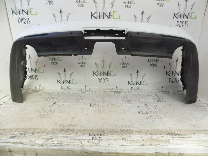 RANGE ROVER SPORT L320 FACELIFT 2009 2010 2011 WHITE REAR BUMPER GENUINE