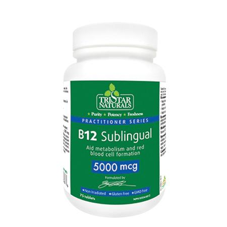 Tristar B12 Sublingual 5000 mcg - 75 tablets