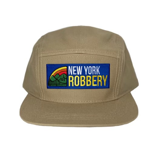 New York Robbery Camper Hat