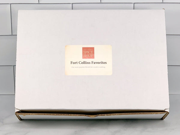 Fort Collins Favorites Gift Box/Gift Bag