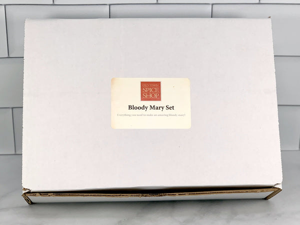 Bloody Mary Gift Box