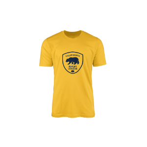 California Rugby League Official T-Shirt - Yellow