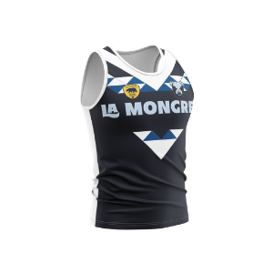 LA Mongrel Official Training Singlet