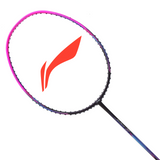 Li Ning Air Force 77 Lightweight Badminton Racquet (Black Pink)