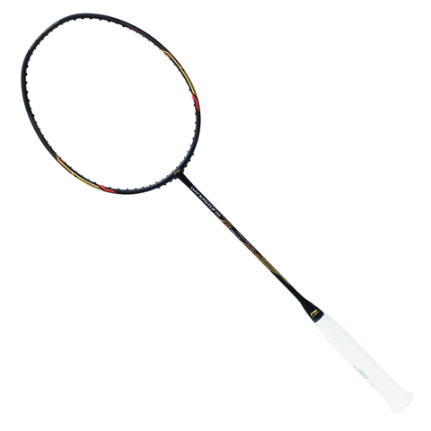 Li Ning Windstorm 75 Black Lightweight (75 grams) Badminton Racquet