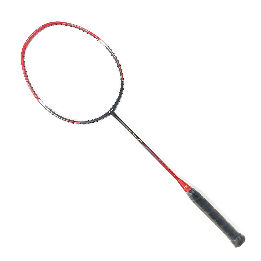 Li Ning Air Force 77 Badminton Racquet (Black)