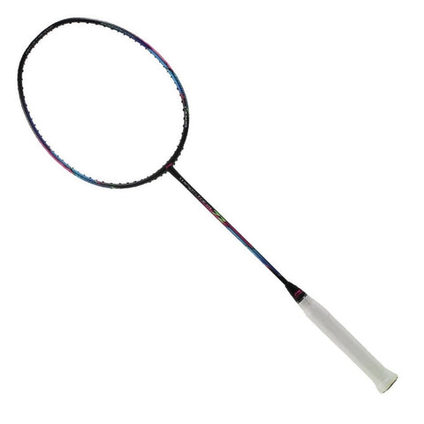Li Ning Windstorm 72 Super Light Weight (72 grams) Badminton Racquet | Ideal for Beginners