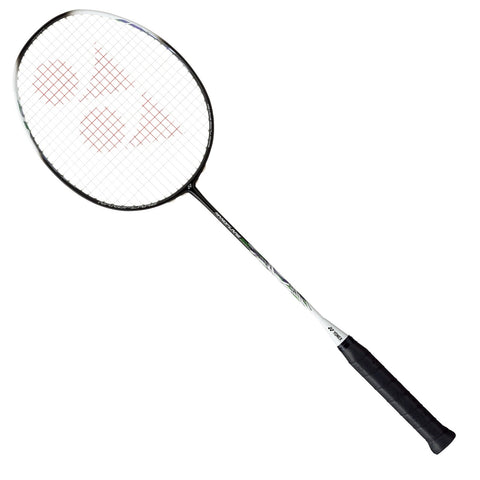 Yonex Nanoflare 200 Black (83 grams) Mid Range Made in Japan Badminton Racquet
