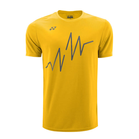 Yonex Unisex Casual Series T Shirt (Yellow)