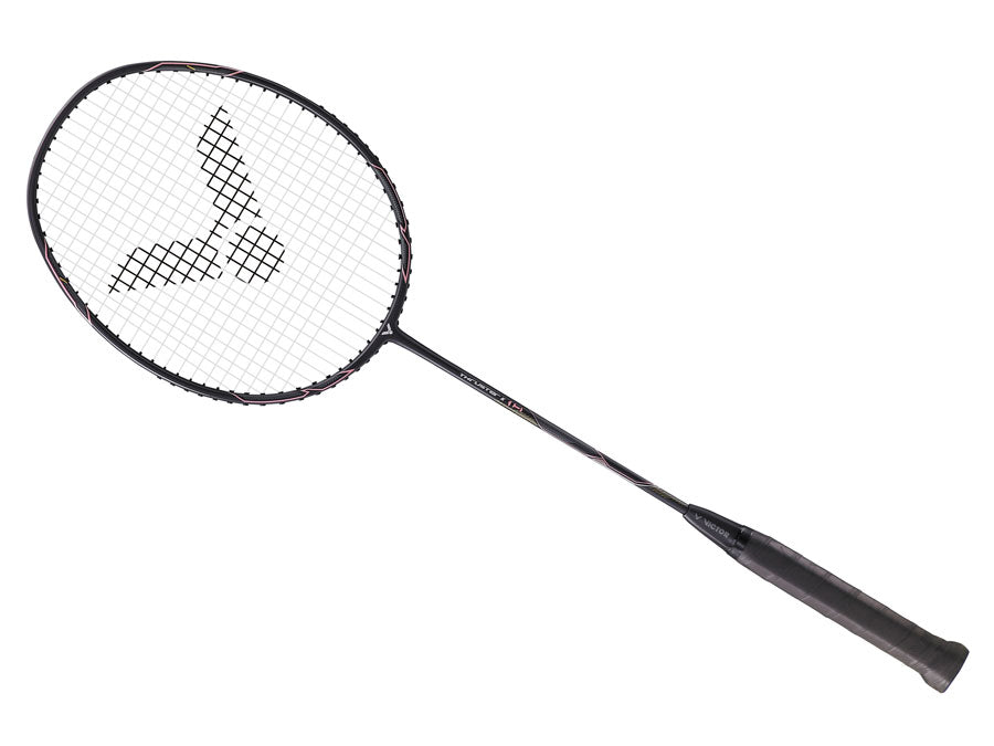 Victor Thruster K 1H (Beginner Friendly - Attacking Style) 83 grams Badminton Racquet