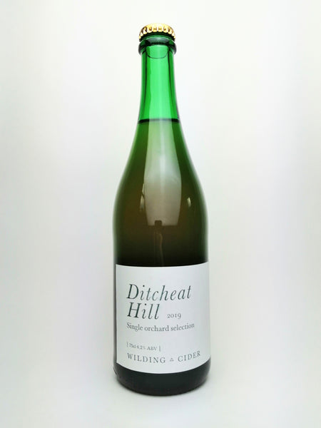 Wilding Cider - Ditcheat Hill Single Orchard Selection 2019