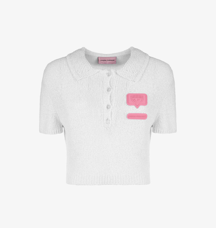 EYELIKE TERRY COTTON SHIRT