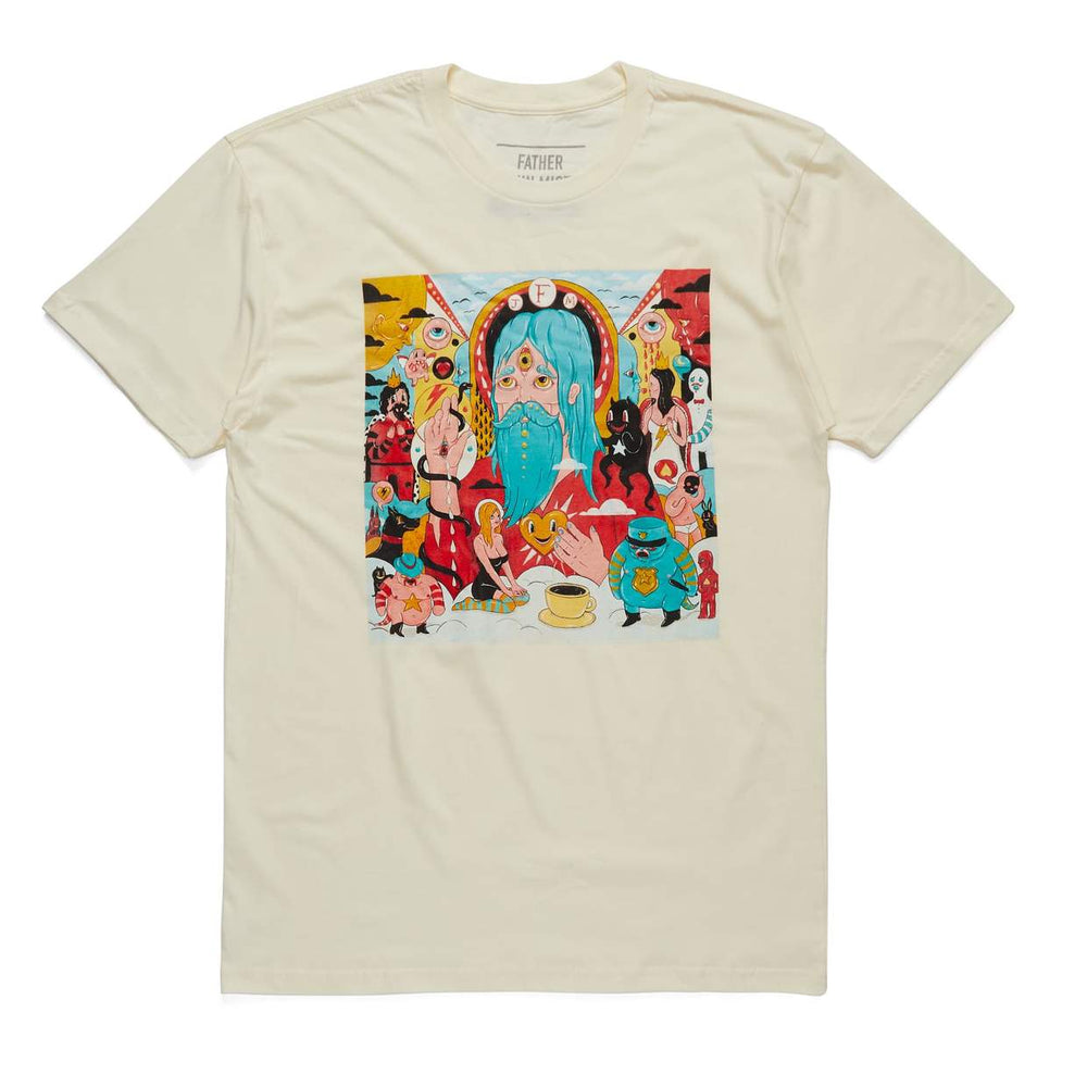 Fear Fun Album Art T-Shirt