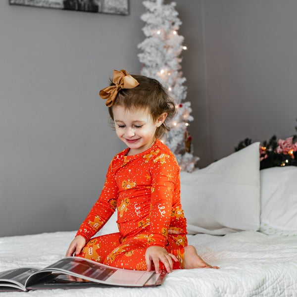 Gingerbread Fantasies PJ Set