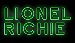 Lionel Richie Official Store mobile logo