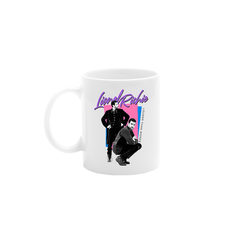 Louder Than Words Mug