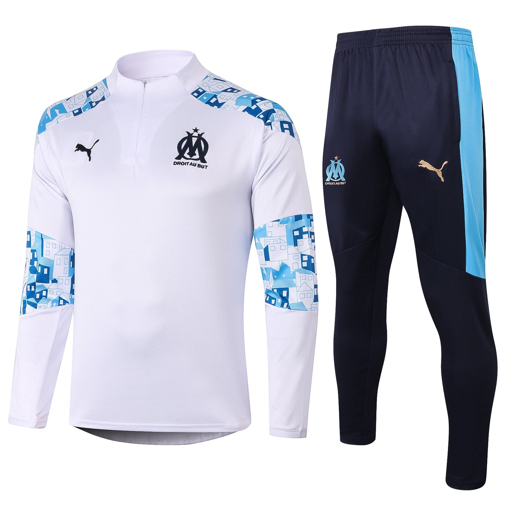 SURVETEMENT MARSEILLE OM PUMA 2021 HOMME SOCCER CENTER