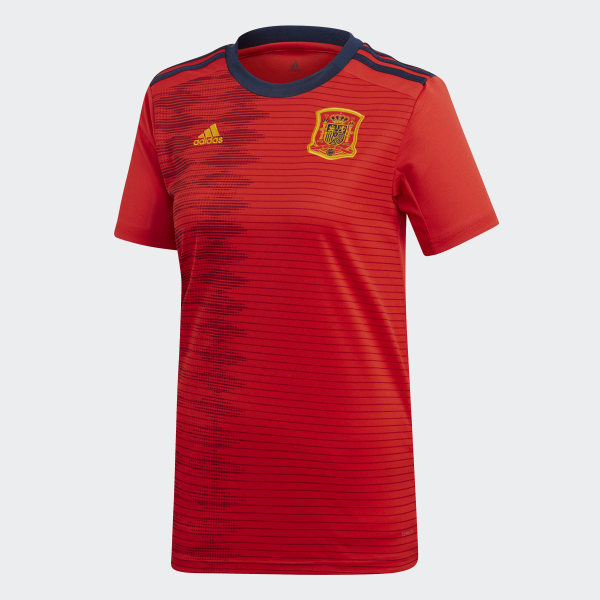 Maillot Femme Espagne 2020 Adidas Football Foot Coupe Du Monde freeshipping - Foot Online