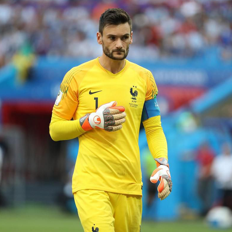 Maillot Gardien FFF 2 étoiles 2019 Homme France Foot Hugo Lloris freeshipping - Foot Online