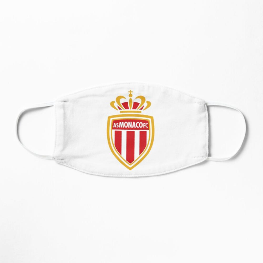 AS Monaco Masque Foot 2020 Ligue 1 freeshipping - Foot Online