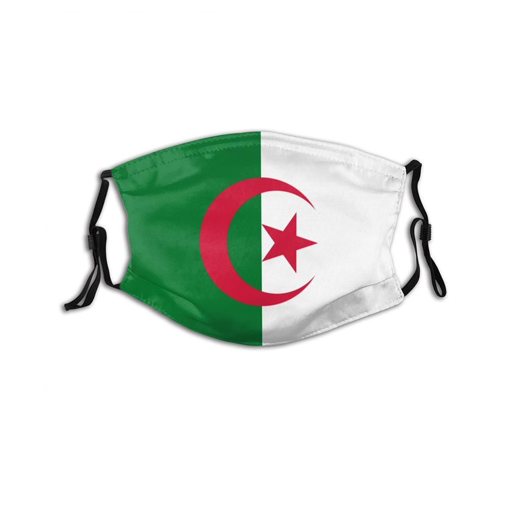 Algerie Masque Drapeau 2020 Adulte/Enfant freeshipping - Foot Online