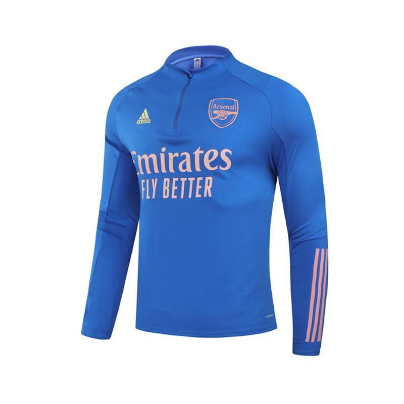 SURVETEMENT ARSENAL ADIDAS BLEU 2021 HOMME SOCCER CENTER