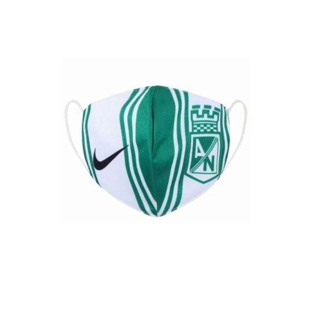Atletico National de Colombie Masque Foot Nike 2021 freeshipping - Foot Online