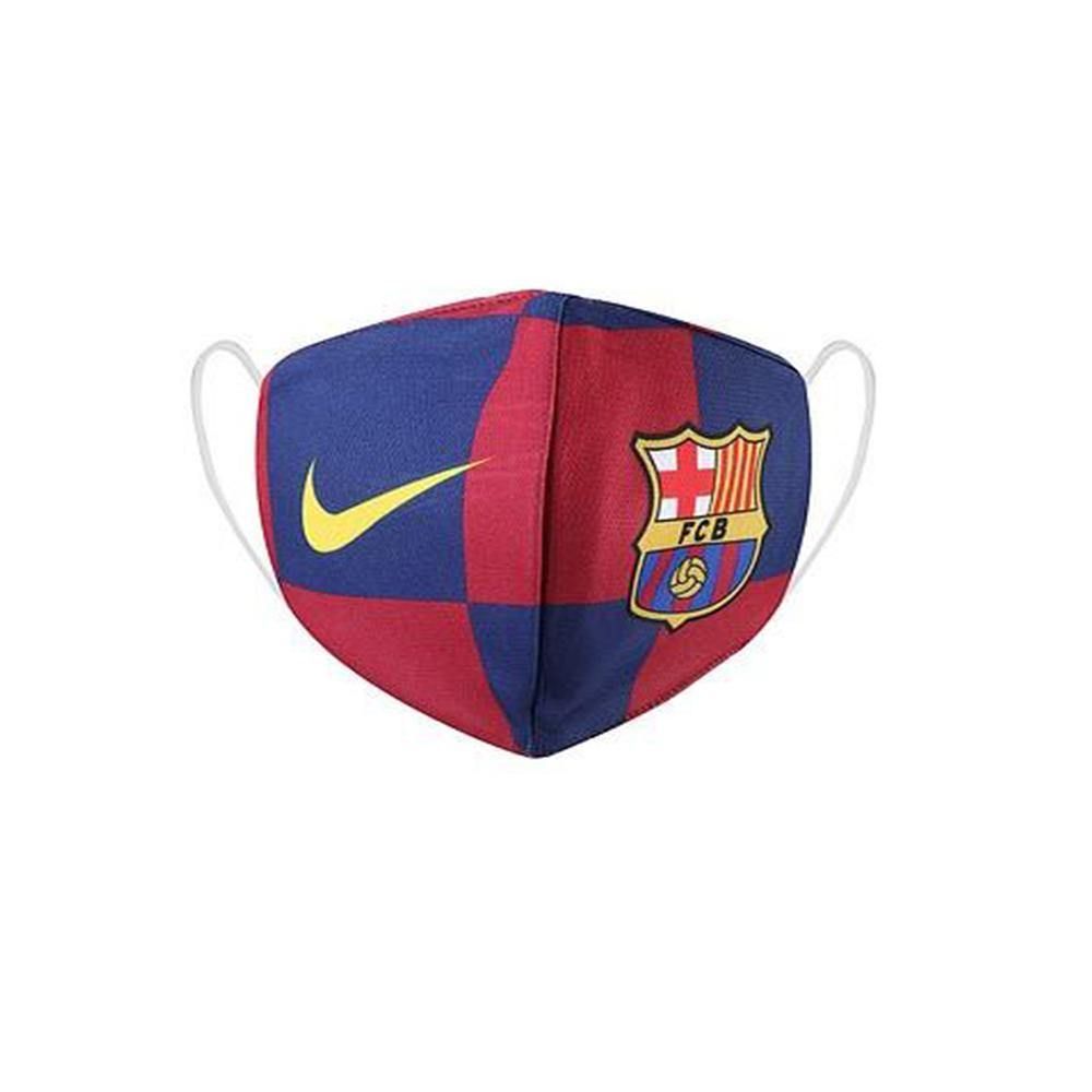Masque Foot FC Barcelone Nike 2021 freeshipping - Foot Online