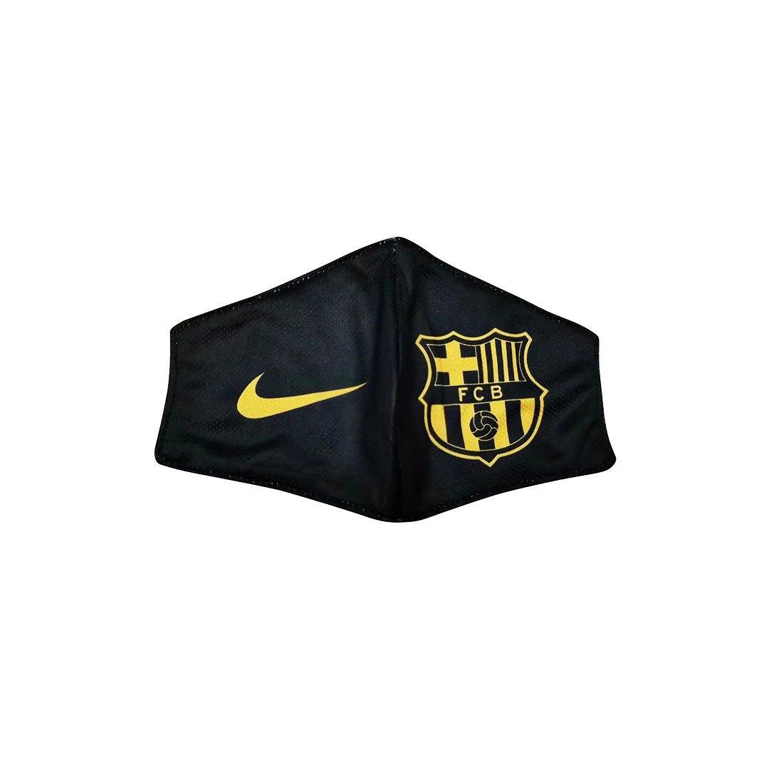 MASQUE FOOT BARCELONE 2020