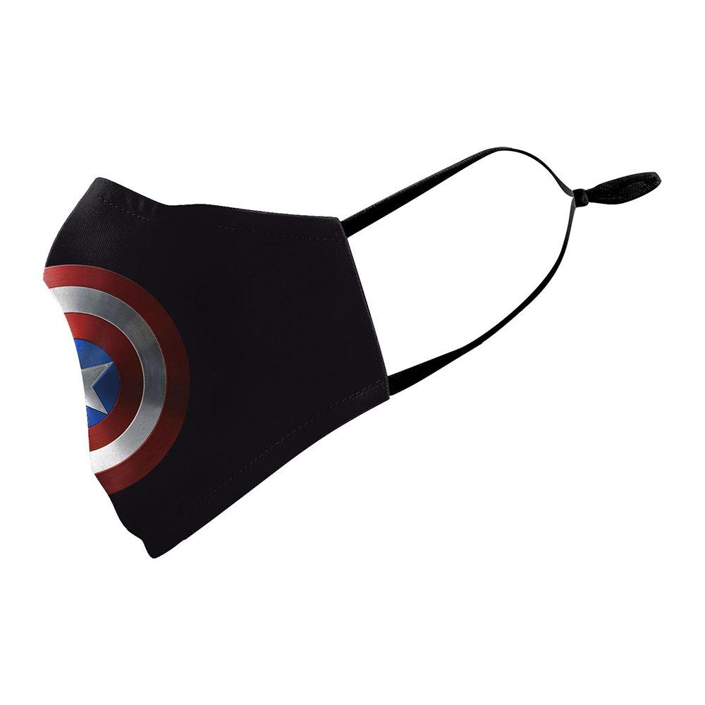 Captain America Masque Covid 19 - Adulte/Enfant Disney © freeshipping - Foot Online
