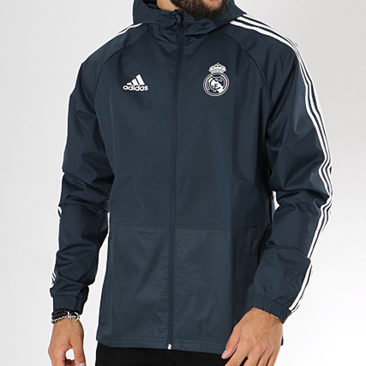 COUPE-VENT REAL MADRID F.C 2020 HOMME