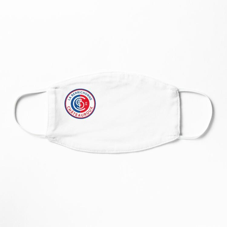 Chateauroux Masque Foot 2020 Ligue 2 freeshipping - Foot Online
