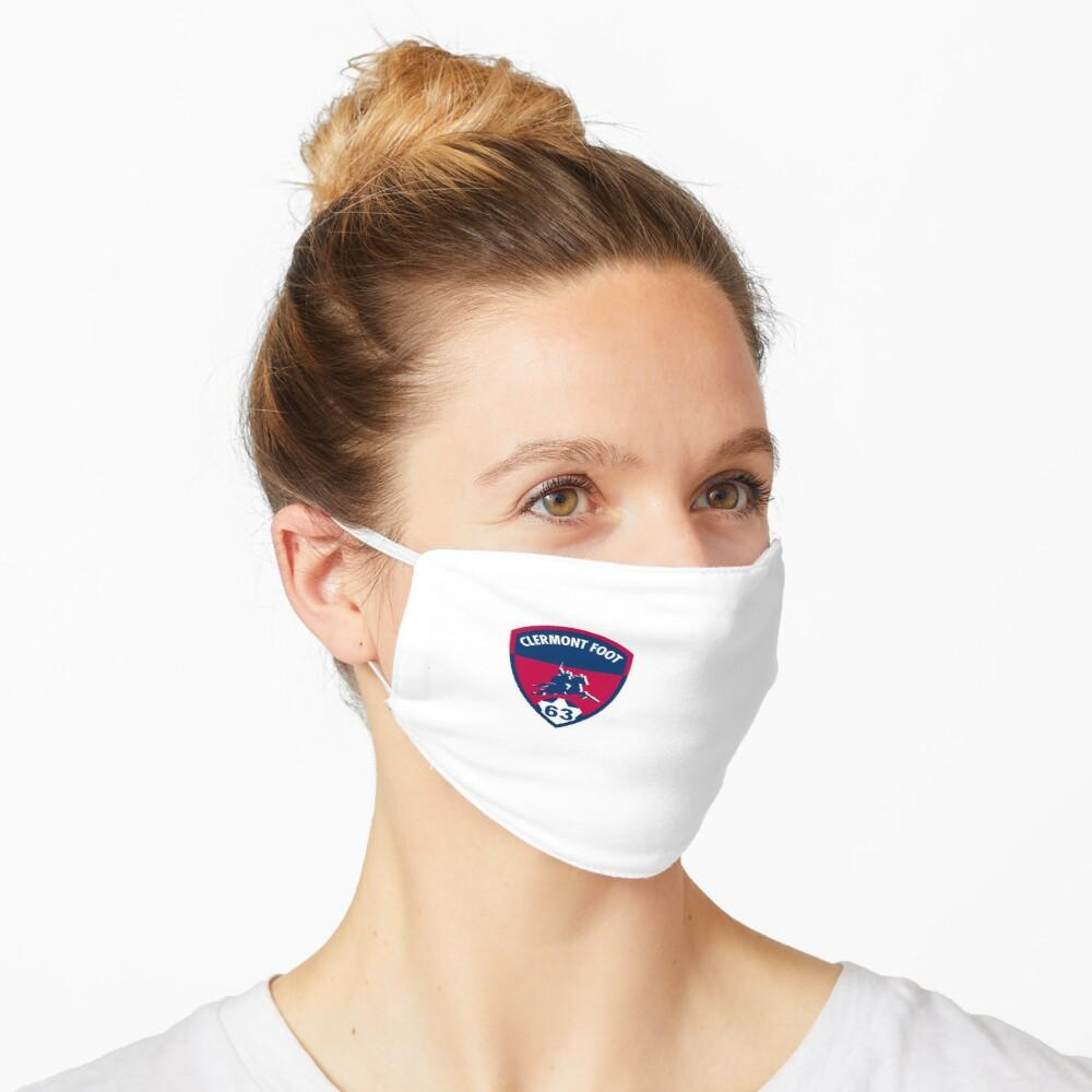 Clermont Foot Masque Foot 2020 Ligue 2 freeshipping - Foot Online