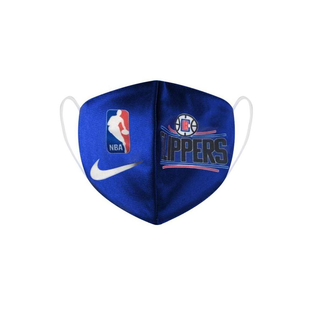Masque Clippers Los Angeles NBA Basketball 2021 NIKE freeshipping - Foot Online