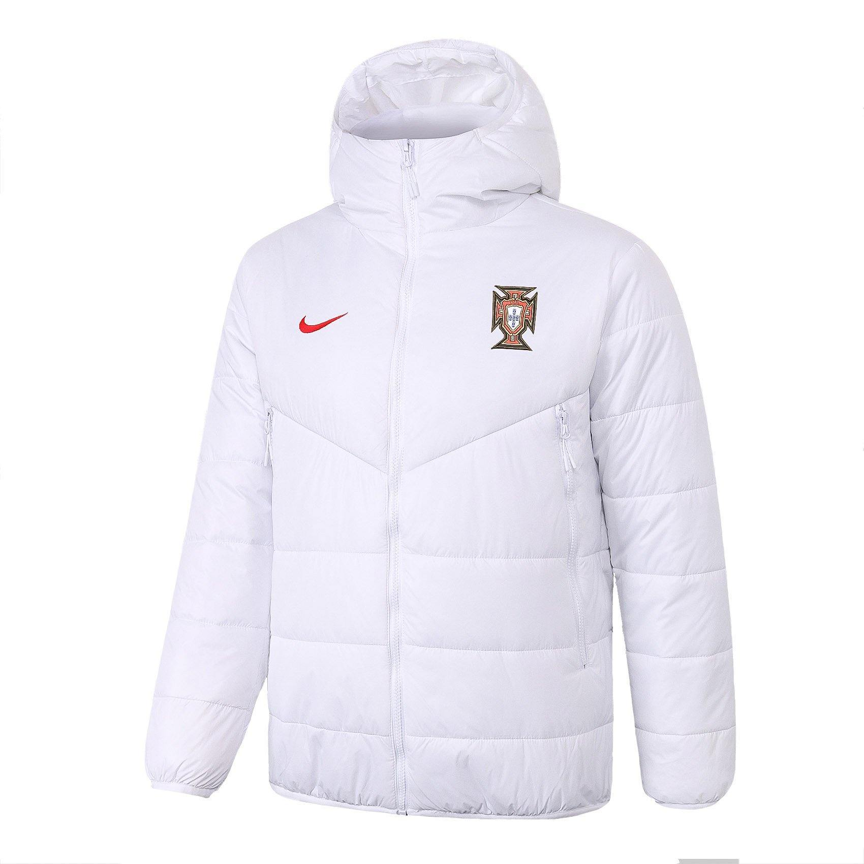 Doudoune Portugal Nike Blanche 2021 Homme freeshipping - Foot Online