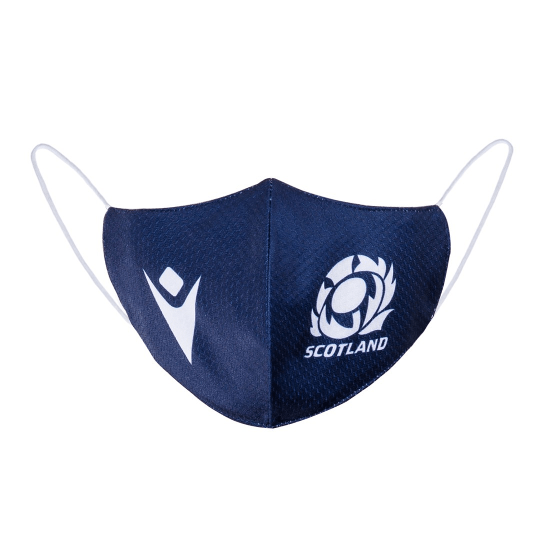 Ecosse Scotland Masque de Rugby 2020 Macron freeshipping - Foot Online