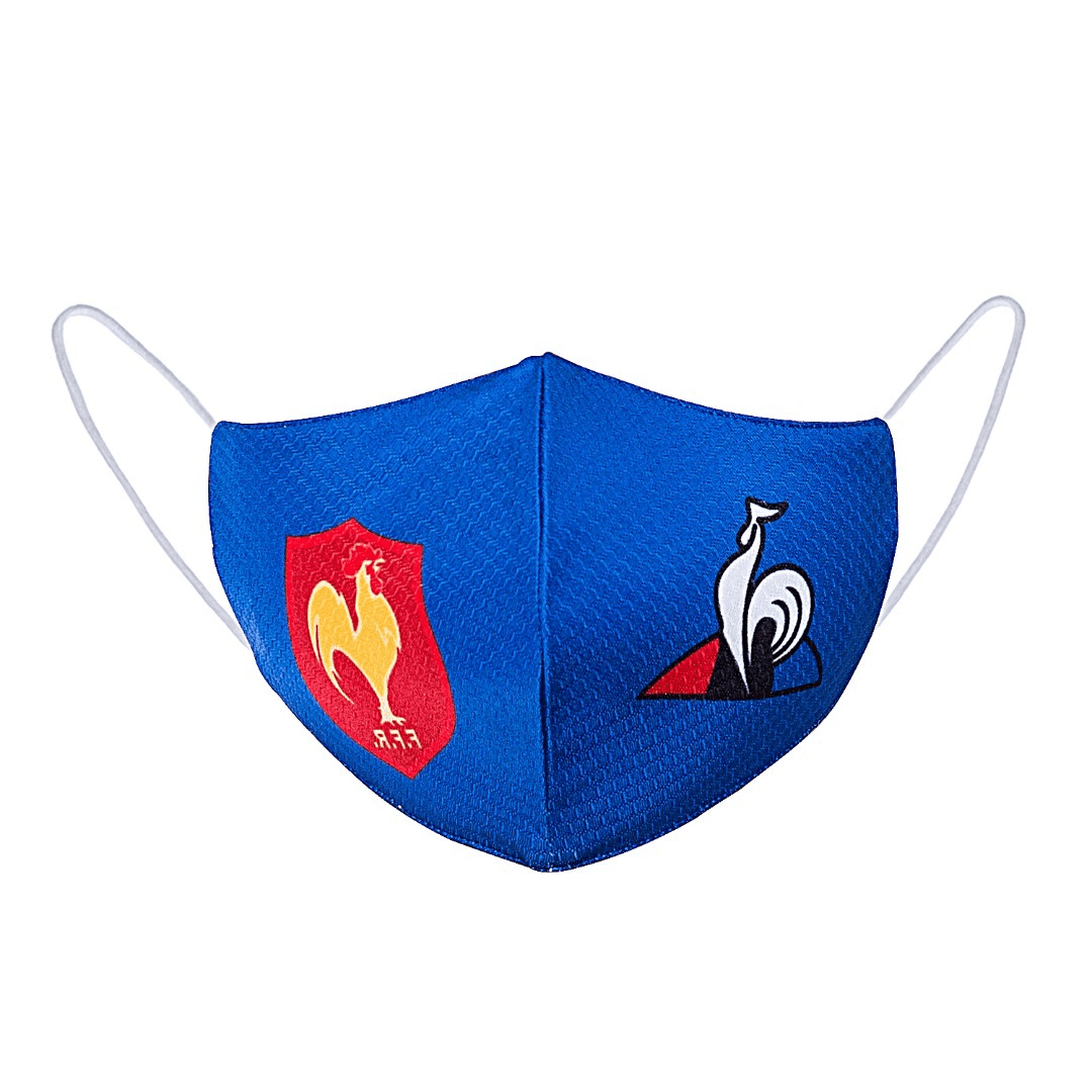 Masque de Rugby Equipe de France 2020 Le Coq freeshipping - Foot Online